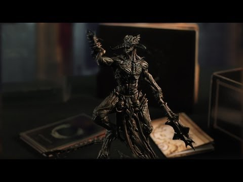 Unboxing the Imperial Edition Elder Scrolls Online Imperial Edition Ps4