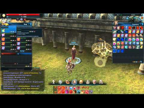 Tera Online Where to get Refined and Masterwork Alkahest