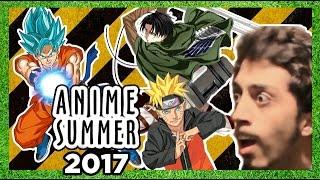 ANIME SUMMER 2017 (Anime Summer Geek Fest)