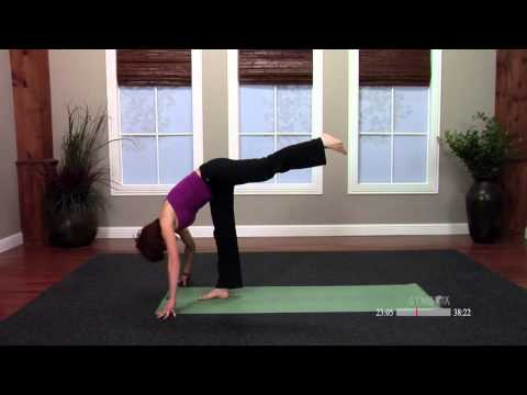 Yoga Workout Video With Chrissy  - 60 Minutes