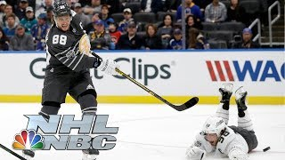 NHL All-Star Game 2020: Metropolitan vs. Atlantic Semifinal Enhanced Highlights | NBC Sports