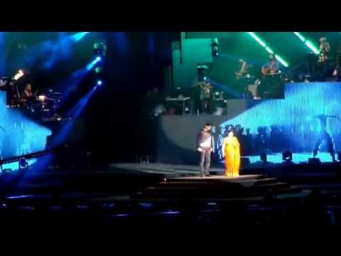 Ar rahman Infinite love Live in concert KL 2014 ( Malargale)...
