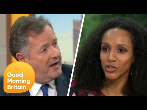 Is Racism in Britain to Blame for Prince Harry and Meghan Markle's Departure | Good Morning Britain