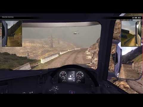 0 Scania: Truck Driving Simulator 2012 | Extreme Mission   HD Gameplay