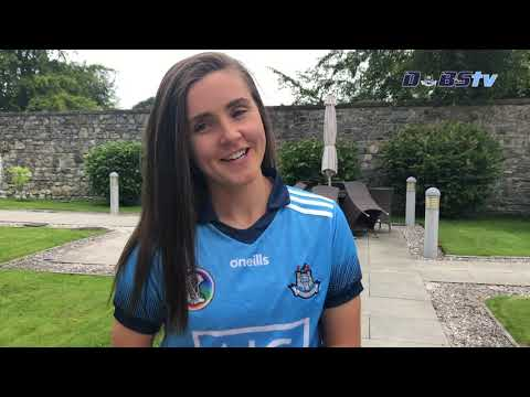 Dublin Camogie's Hannah Hegarty chats to Dubs TV