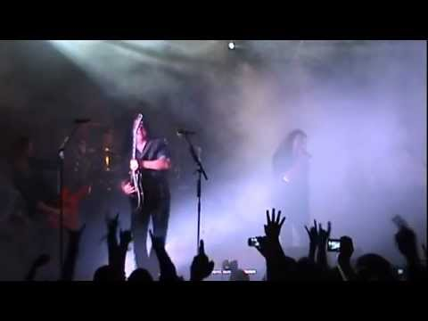 HammerFall - Any Means Neccessary - European Outbreak 2011, Budapest [live at Club202]