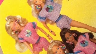 1986 Funtime Barbie Doll Review✨
