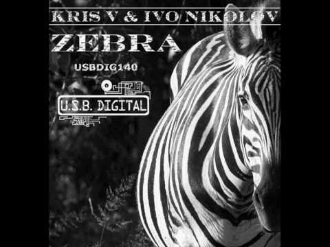 Kris V & Ivo Nikolov - Zebra (Stevie Fitz Remix) - USB Digital preview