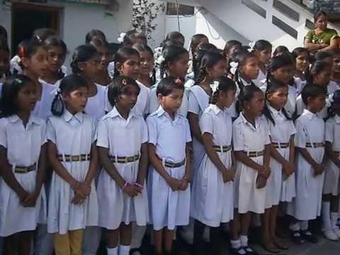 Yeh hai bharath desh hamara song Practice by Shubhodaya Students