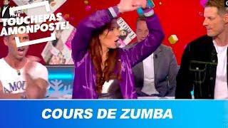 Cours de Zumba pour Matthieu Delormeau et Benoît Dubois
