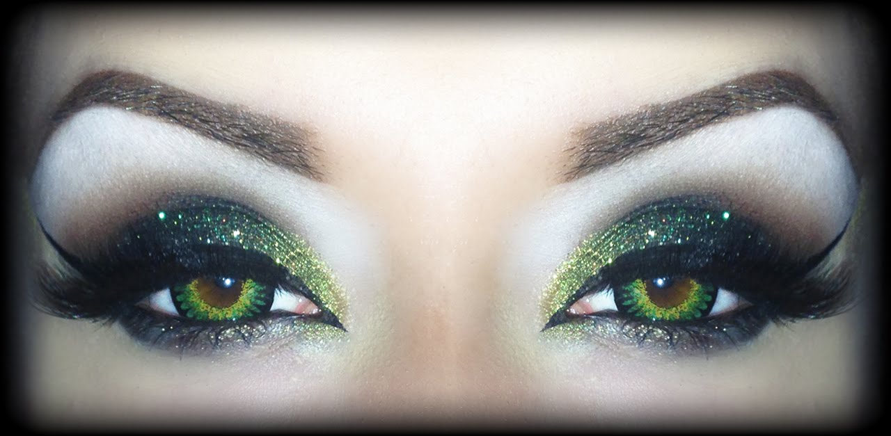 Halloween Makeup Tutorial Wicked Witch