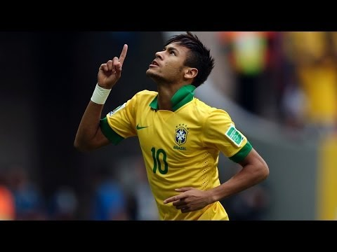 South Africa vs Brazil 0-5 All Goals & Full Highlights 05.03.2014 Neymar Hattrick
