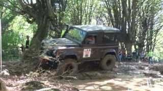 LAND ROVER DEFENDER 90...DÜZCEDOSOD OFFROAD EXTREME ETAP by:Emir Ay