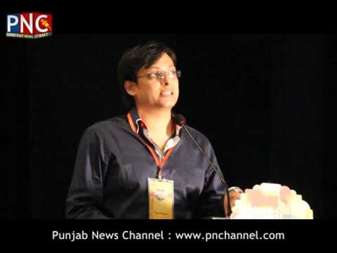 Gaurav Khanna | Media Conclave 2016 Part 5 | Punjab News Channel | Official Video