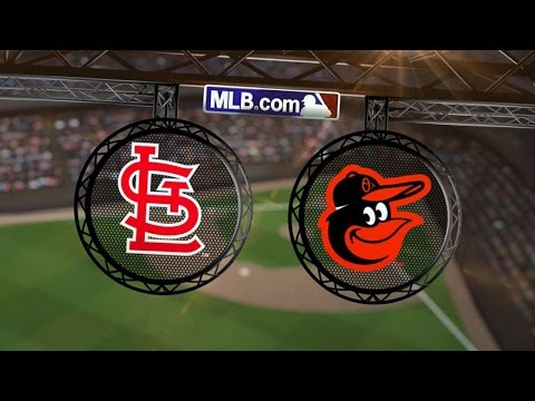 8/9/14: Orioles hit three homers en route to 10-3 win