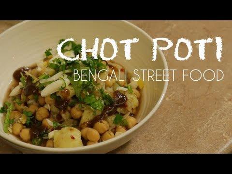 Ramadan Recipe   Chot Poti   Bengali Street Food