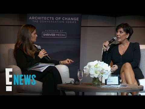 "Kris Jenner ""Proud"" of Family Accepting Caitlyn Jenner 