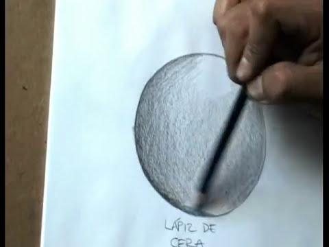 Prácticas de dibujo profesional- LÁPICES DE DIBUJO