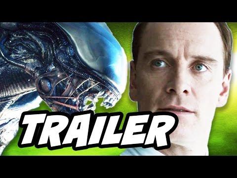 Alien Covenant Red Band Trailer Breakdown