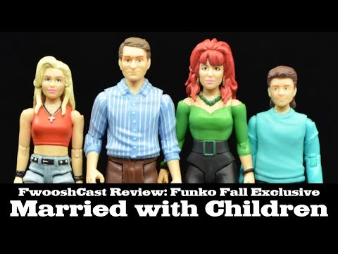 FwooshCast Review: Married with Children Funko Fall Exclusive