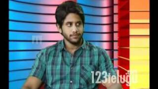 100% Love - Naga Chaitanya Interview 100 Love Part2 -123telugu- Naga Chaitanya, Tamanna and Others