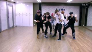 방탄소년단 '상남자(Boy In Luv)' dance practice