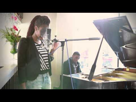 Justene &#8211; For The First Time (The Script Cover)