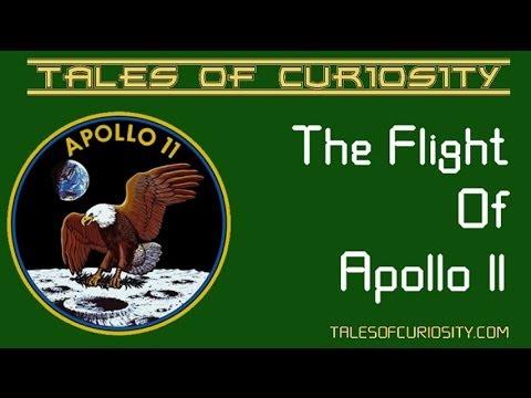 The Flight Of Apollo 11