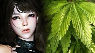 Skyrim Mods - Week 147 - Tania THE CUTEST ELF EVAR and WEED