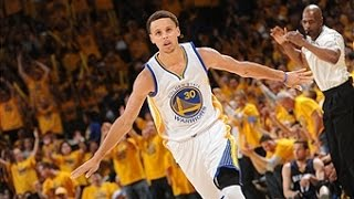 Stephen Curry Sizzles vs. Grizzlies in Game 1
