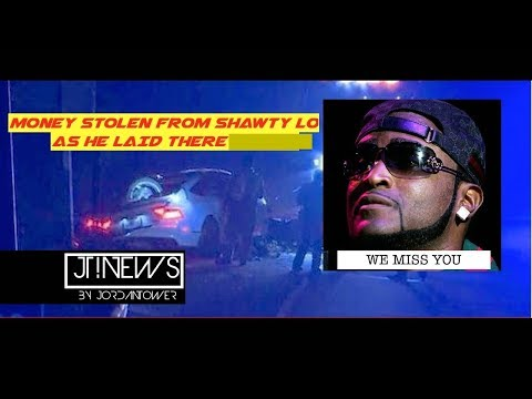 Money STOLEN out Shawty Lo Pockets at Crash! More Details Released! #ripshawtylo | JordanTowerNews