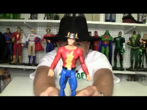 DOC OWEN REVIEWS MATTEL INFINITE EARTHS 2012 - GOLDEN AGE FLASH AND METRON