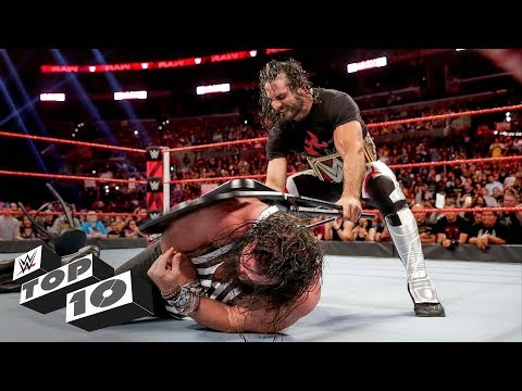 Shocking sneak attacks: WWE Top 10, June 22, 2019