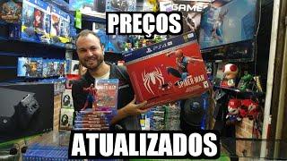 Preços Atualizados Ps4 Xbox one Nintendo Switch Loja Mil Graus Games Santa Ifigenia