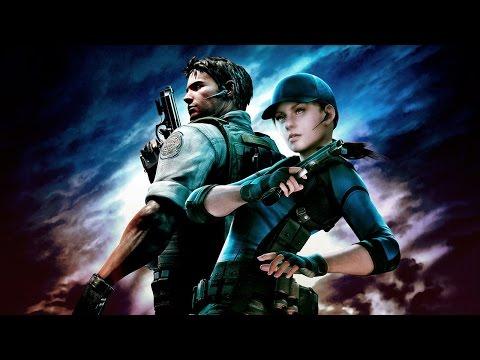 Resident Evil HD BSAA Trailer (2015)