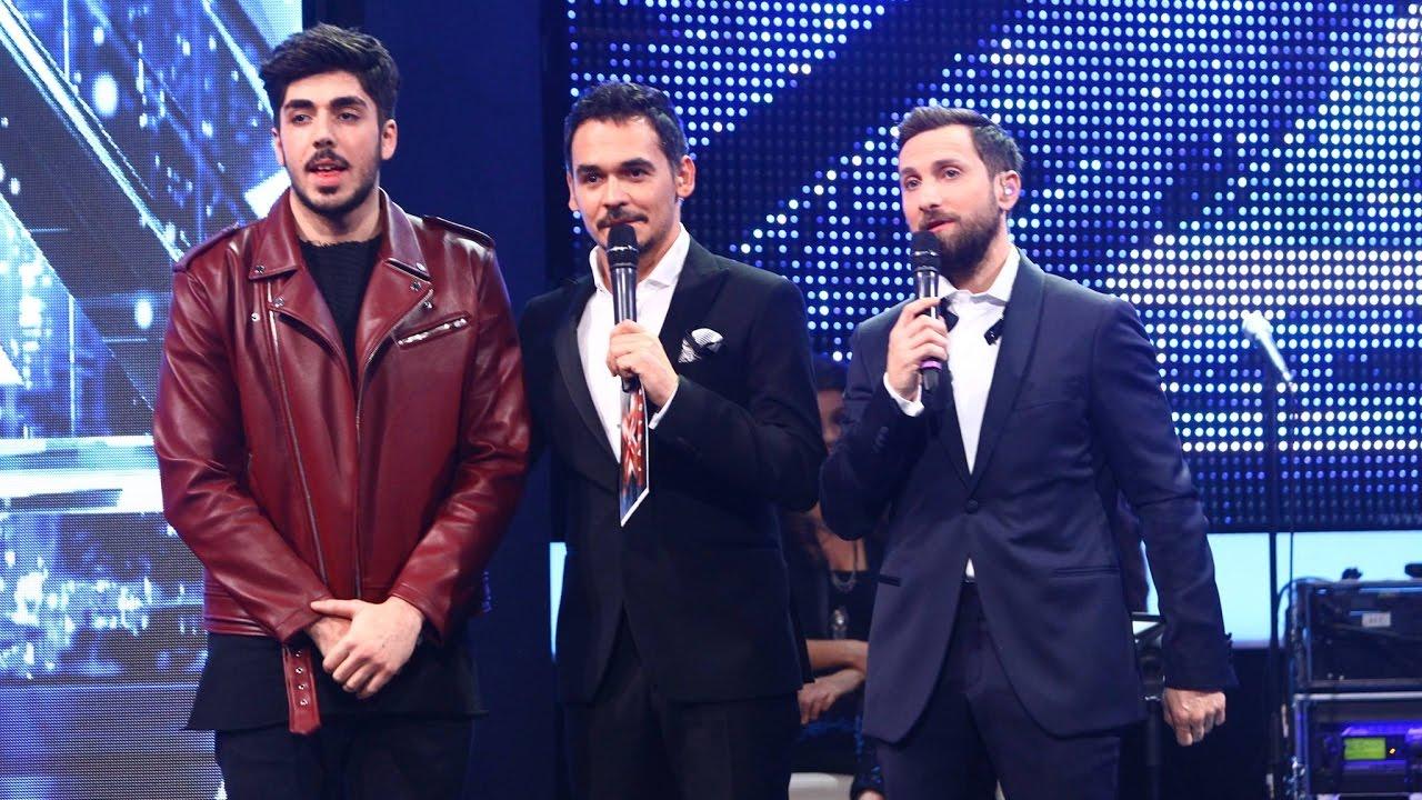 Alex Mladin, eliminat de la X Factor!