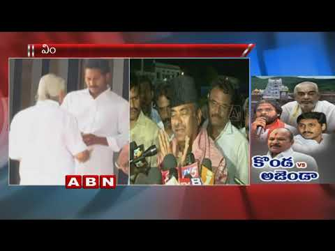 Minister JC Divakar reddy strong Counter to Ramana Deekshithulu over meeting Jagan