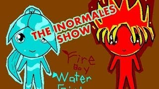 fireboy and watergril (juego aleatorio)-the inormales show