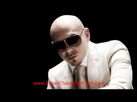 Pitbull  Open Letter Freestyle New CDQ Dirty NO DJ