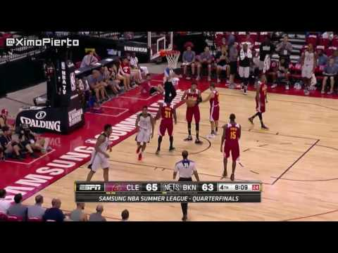 Cleveland Cavaliers vs Brooklyn Nets   Full Game Highlights ¦ July 16, 2016 ¦ 2016 NBA Summer League