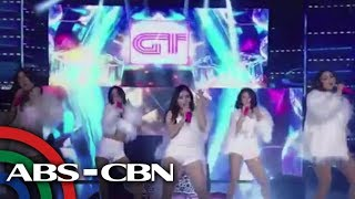 Girltrends member Chie Filomeno, nagsalita na kaugnay sa viral performances nila sa Showtime   UKG