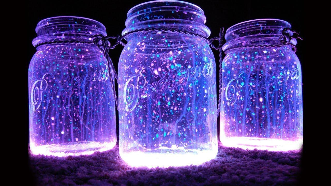 Как сделать светящуюся воду простой способ