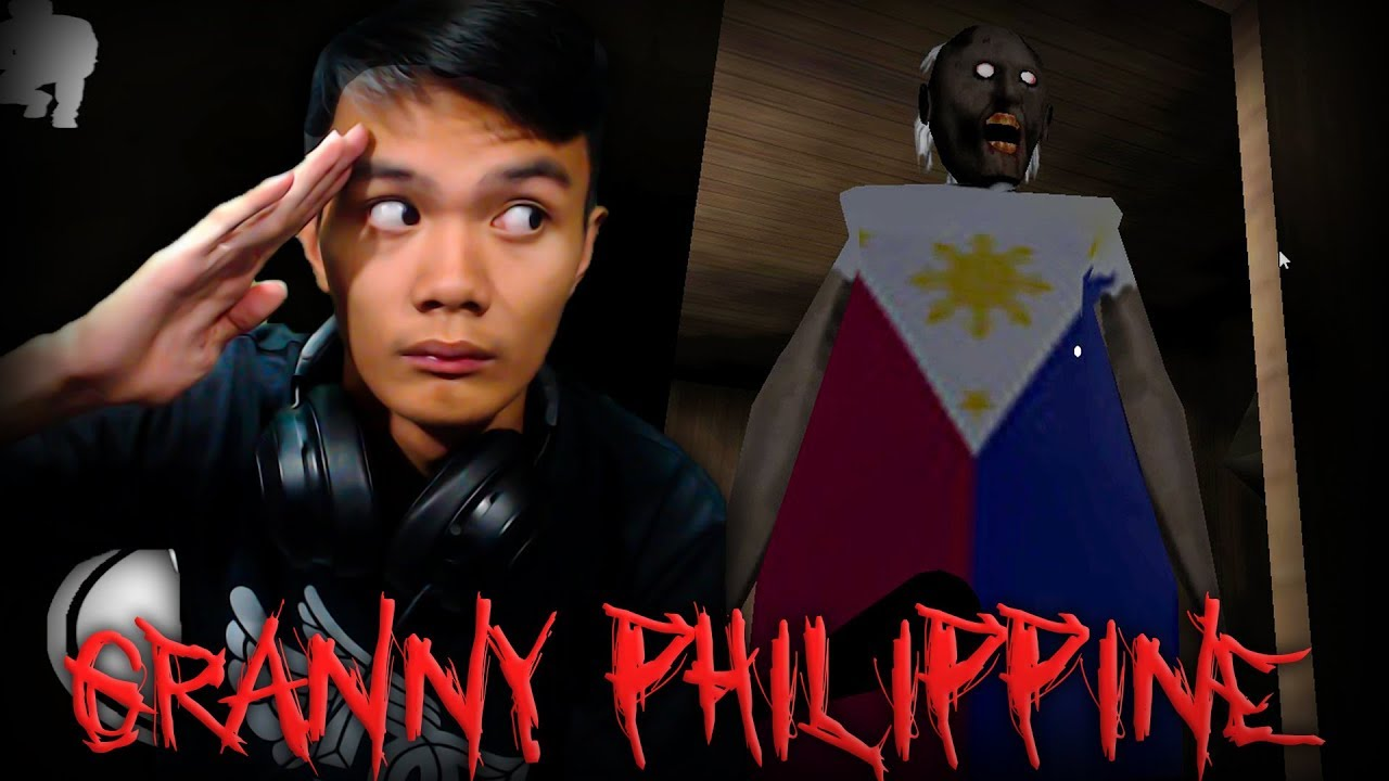 PILIPINONG GRANNY?!   GRANNY (PHILIPPINE MOD) - ENDING