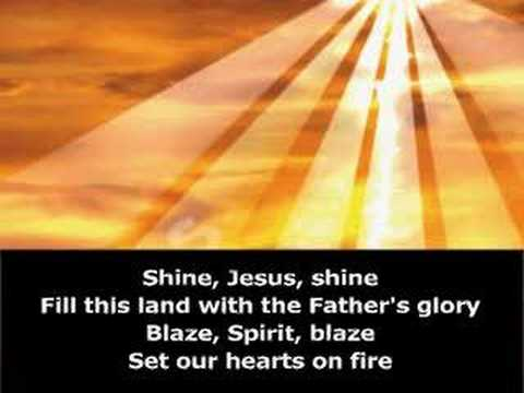 Shine Jesus Shine - Music Video video