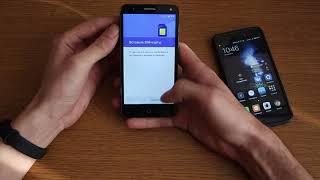 Обход проверки гугл-аккаунта после сброса на примере Alcatel 5051D