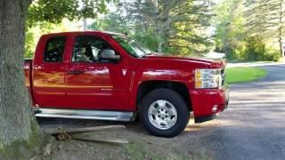 My 2011 Chevrolet Silverado LT