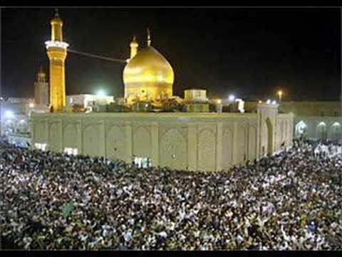 Qasam Khuda Ki Hamara Imam Zinda Hai - Hasan Sadiq Qasida