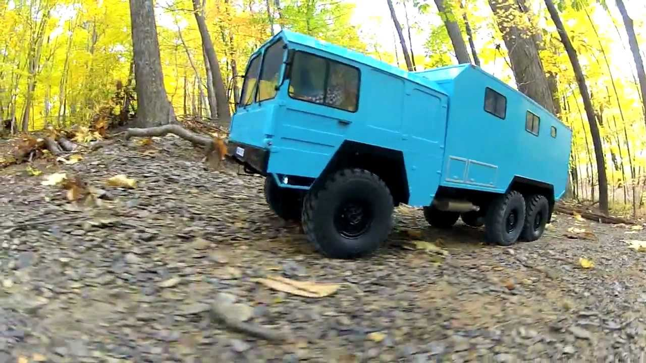 rc man kat1 6x6 expedition vehicle youtube. Black Bedroom Furniture Sets. Home Design Ideas