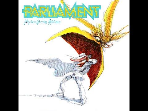 Parliament - Motor Booty Affair - Review