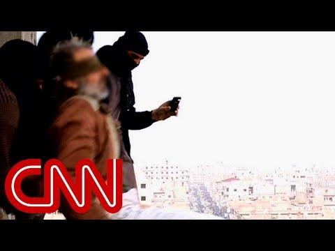 Isis Throws Gay Men Off Buildings video